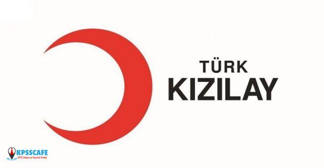 Türk Kızılayın'dan Koronavirüs ile Mücadeleye Destek