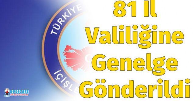 İçişleri Bakanlığı Duyurdu: 81 İl Valiliğine Uçak ve Otobüs Seferleri ile ilgili Genelge Gönderdi