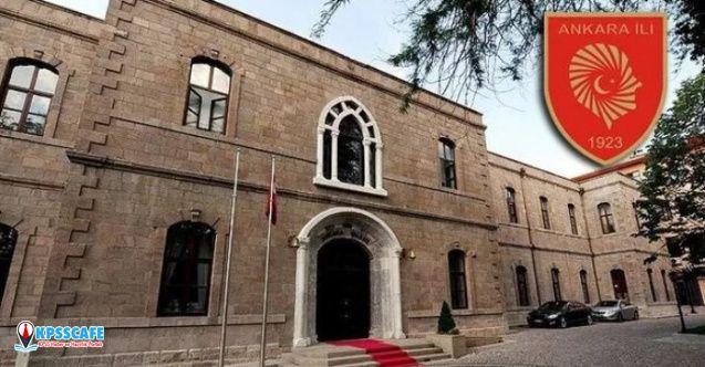 Ankara Valiliği Duyurdu: Virüs ile ilgili Basın Açıklaması Yapıldı