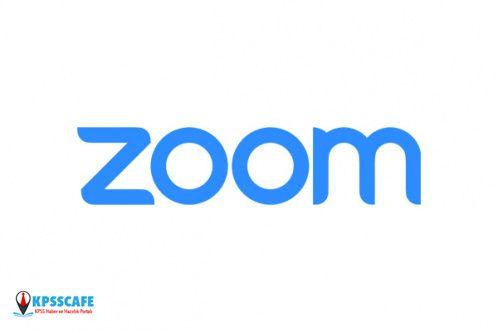 Zoom uygulaması nedir?