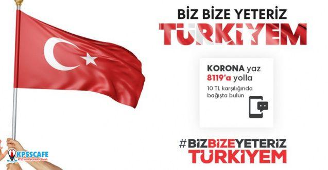 Bizbize Yeteriz Türkiye En Son Bağış Miktarı Açıklandı! Kaç sms atıldı?