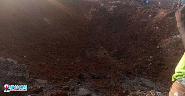Nijerya'da Meteor Düştüğü Doğru Mu?