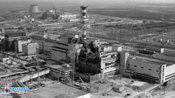 Çernobil'de Yangın Çıktı! Radyasyon Seviyesi Normalin Üstünde!
