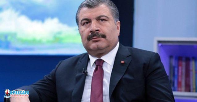 Sağlık Bakanı Fahrettin Koca 9 Nisan Verilerini Paylaştı