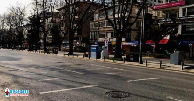 İstanbul'un Bazı Caddeleri Trafiğe Kapatıldı