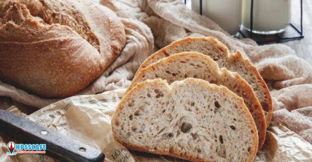 Evde Bayatlamayan Ekmek Tarifi: KpssCafe Sokağa çıkma yasağını değerlendirin