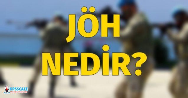 Jandarma Özel Harekat JÖH Nedir?