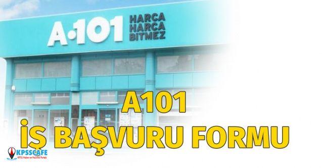 A101 Market İş Başvuru Formu 2020! a101'e iş başvurusu nereden yapılır?
