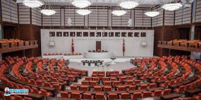 İnfaz Yasası TBMM Genel Kurulunda Kabul Edilerek Yasalaştı