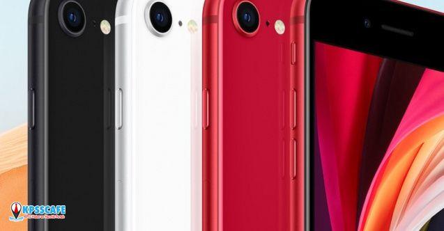 İphone SE fiyatı ne kadar? İphone SE 2020 Fiyatı açıklandı