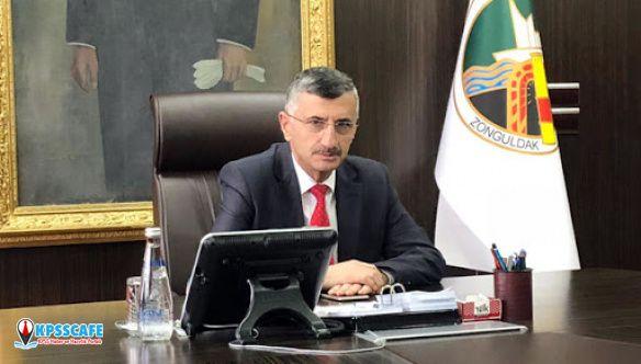 Zonguldak Valisi Erdoğan Bektaş Kimdir?