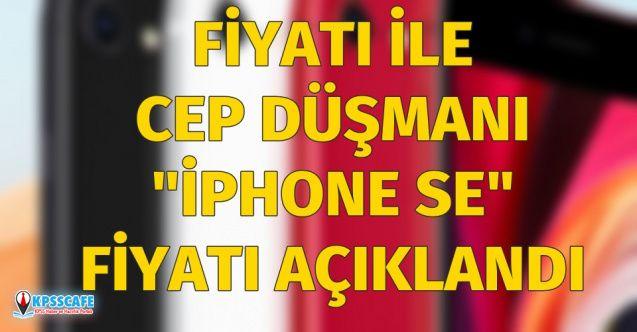 Fiyatı İle Cep Düşmanı İphone SE 64,128 ve 256 GB Fiyatı Nedir? İphone SE Türkiye Fiyatı Açıklandı