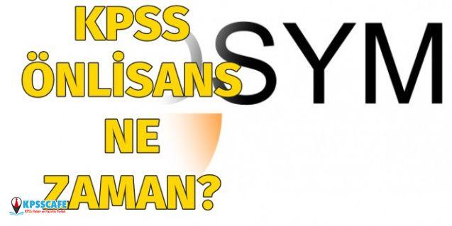 KPSS Önlisans Sınavı Ne Zaman Yapılacak?