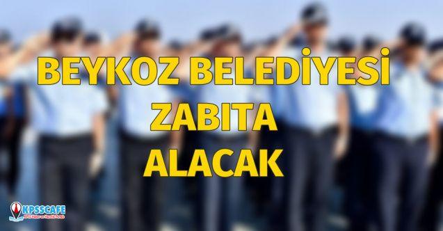 Beykoz Belediyesi 50 Zabıta Memuru Alımı Yapacak! Başvuru şartları nedir?