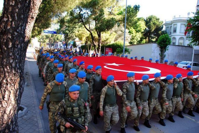 Jandarma Askeri Personel Alımına Başvuru Yapacaklar Dikkat!