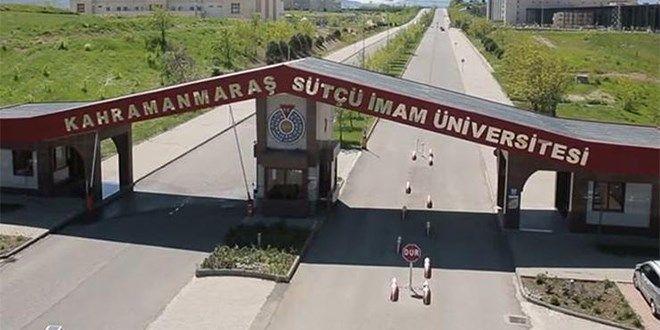 İŞKUR Üzerinden Kahramanmaraş Sütçü İmam Üniversitesine Personel Alımı Yapılacak!