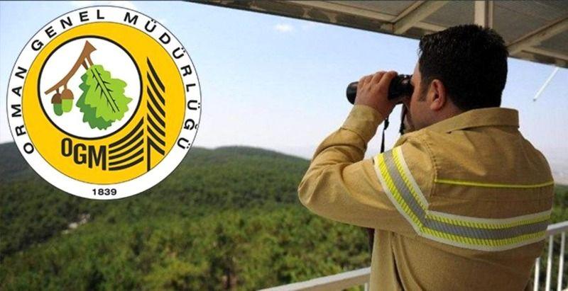 Orman Genel Müdürlüğü Personel Alımı Başvuruları Başlıyor!