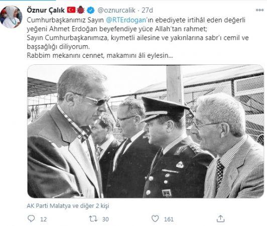 Cumhurbaşkanı Erdoğan'ın Yeğeni Ahmet Erdoğan Kimdir ?