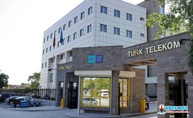 2021 Türk Telekom Personel Alımı..