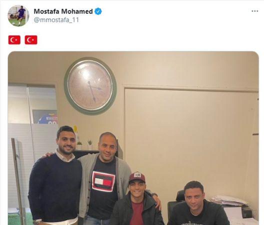 Mostafa Mohamed kimdir ? Hangi Takımlarda Oynadı ?