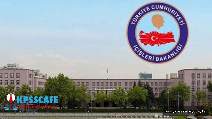 İçişleri Bakanlığı 20-21 Şubat Cumartesi-Pazar Sokağa Çıkma Kısıtlaması Açıklaması