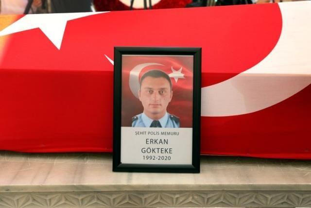 Polis Memuru Erkan Gökteke'yi Şehit Eden Zanlılardan Biri Cezaevinde İntihar Etti