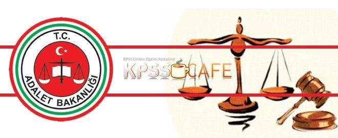 Adalet Bakanlığı Lisans, Önlisans, Ortaöğretim Mezunu 11 Bin 544 Personel Alımı Yapıyor