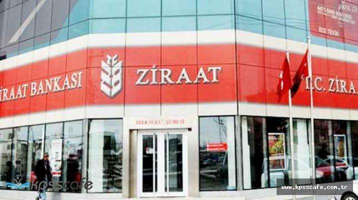 Ziraat Bankası 230 Memur Alımı Sınav Sonuçları Açıklandı