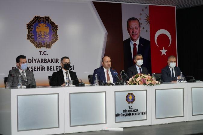 Diyarbakır Belediyesi Farklı Kadrolara Toplam 423 İşçi Alımı Yapacak