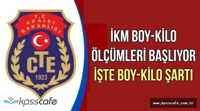 20121 İKM Boy-Kilo Ölçümleri Başlıyor-İşte Boy-Kilo Şartı ve İstenen Evraklar