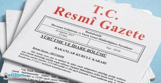 Arşiv Araştırması Ve Güvenlik Soruşturması Kanunu Resmi Gazete'de Yayımlandı