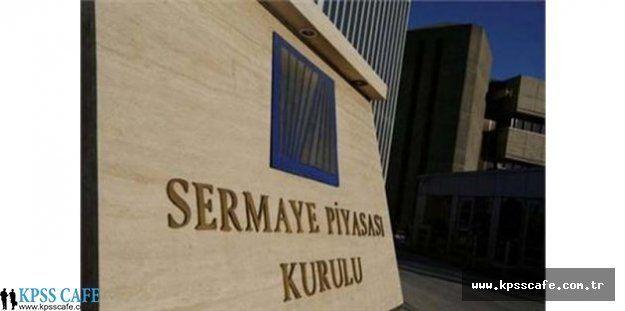 Sermaye Piyasası Kurulu ( SPK ) 40 Uzman Yardımcısı Alımı Yapacak