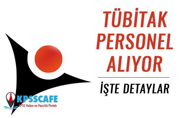 Tübitak 94 Personel Alımı İçin Başvurular Devam Ediyor! İşte Başvuru Ekranı