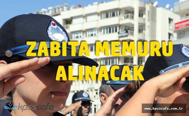 Ankara Büyükşehir Belediyesi En Az Ön Lisans Mezunu 250 Zabıta Memuru Alımı Yapacak