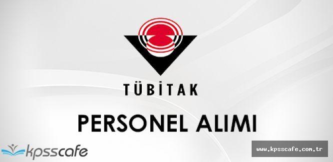 Tübitak 71 Personel Alımında Başvuru Ekranı Açıldı