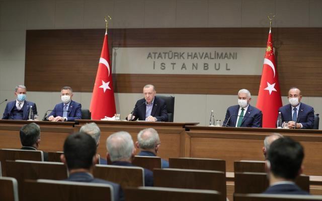 Cumhurbaşkanı Erdoğan'ın Merkez Bankası'nın Güncel Rezerv Miktarını Açıkladı