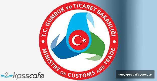 Ticaret Bakanlığı 60 Uzman Yardımcısı Alımı Yapacak