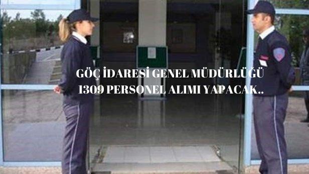 Göç İdaresi Genel Müdürlüğü Sosyal Çalışmacı, Avukat, Şoför Ve Koruma - Güvenlik Görevlisi Alımı Yapacak