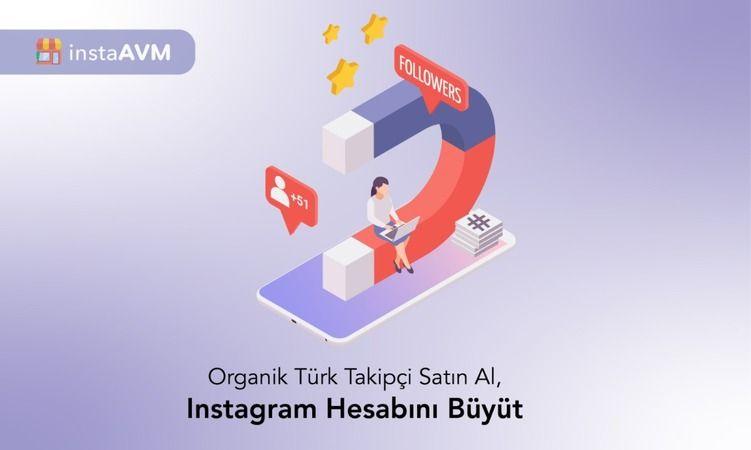 InstaAvm İle Organik Olarak Instagram Hesabını Büyüt