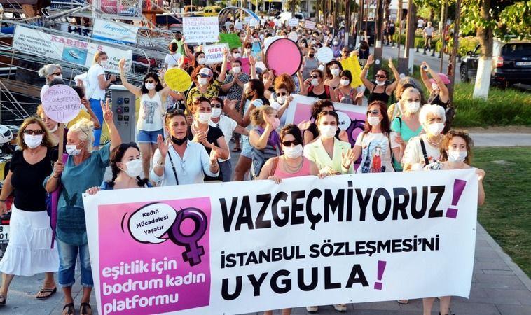 Danıştay'dan İstanbul Sözleşmesi Kararı! Yürütmeyi Durdurma Talebi Reddedildi!