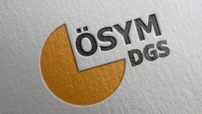 2021 DGS Sınav Giriş Belgeleri Açıklandı