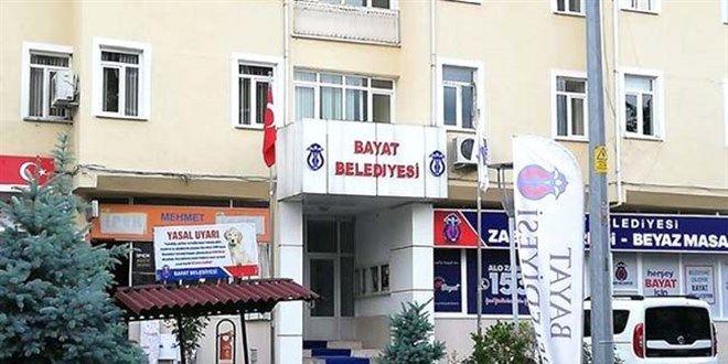 Çorum Bayat Belediyesi KPSS 60 Puanla Ön lisans Mezunu 3 İtfaiye Eri Alımı Yapacak