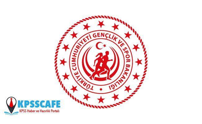 Gençlik Ve Spor Bakanlığı 8 Bin 121 Personel Alımında Kadro Dağılımı Belli Oldu