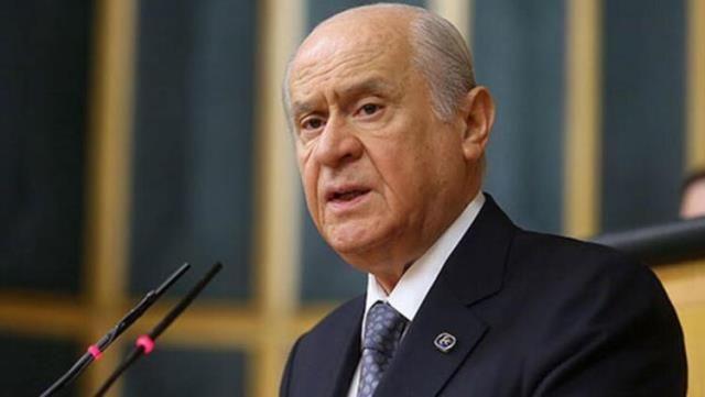 MHP Lideri Bahçeli'den Afgan Mülteci Konusunda Sert Tepki; Bu Bir İstiladır!