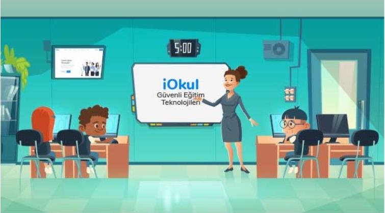 iOkul Okul Yönetim Sistemiyle Tanışın!