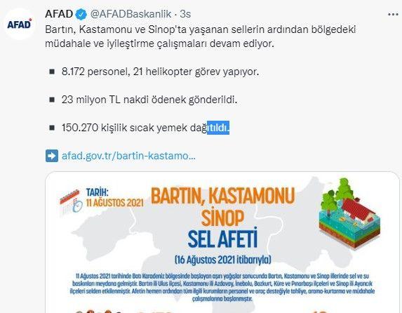 Karadeniz'de Sel Felaketinde Can Kaybı Sayısı Artıyor!