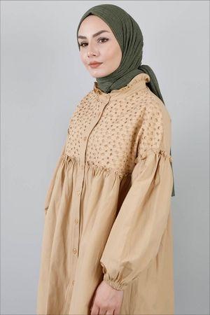 Tesettür Genç Giyim Tunik Modelleri