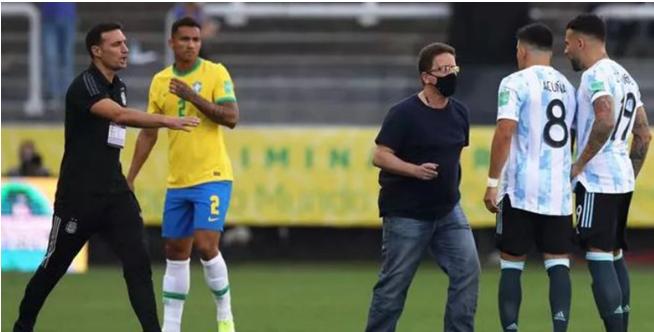 5 Eylül Brezilya- Arjantin Maçı Oynanacak mı? Maç Neden Durdu?