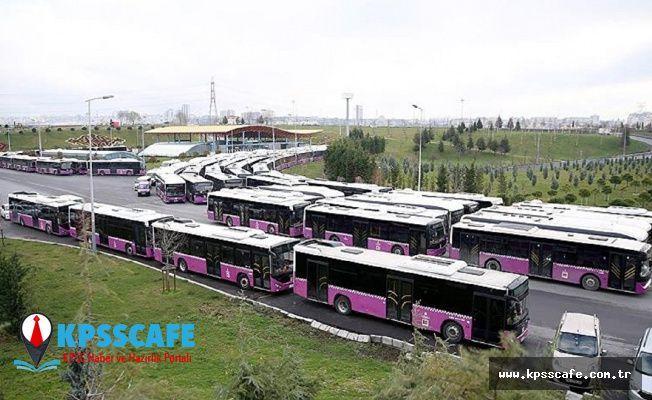 İstanbul İETT Genel Müdürlüğü 300 Şoför Alımı Yapacak