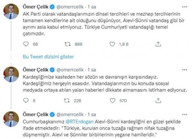 Ankara'nın Mamak İlçesinde Din Dersinde Alevi Sorgusu İddiası MEB'İ Harekete Geçirdi!